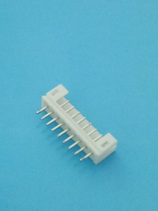 2.0 Pitch DIP Vertical Type Wafer Connectors White Color For PCB Board Connector