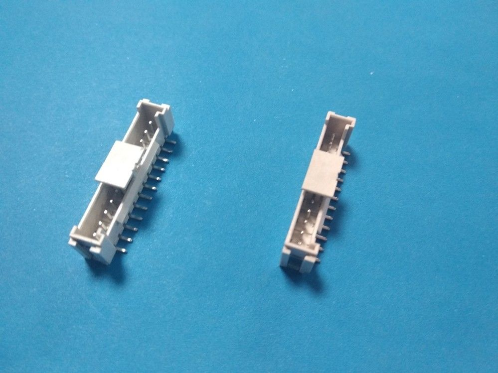 SMT Type PCB Connectors Wire to Board 2 Pin - 16 Pin Nylon 66 UL94V-0